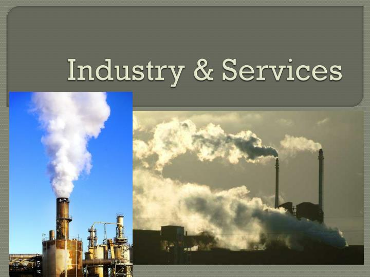 industry services n.