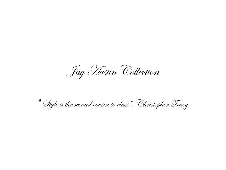 jay austin collection n.