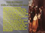 the epiphany gifts of the three wise men