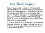cont quota sampling1
