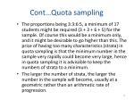 cont quota sampling2