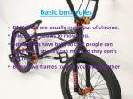 basic bmx rules