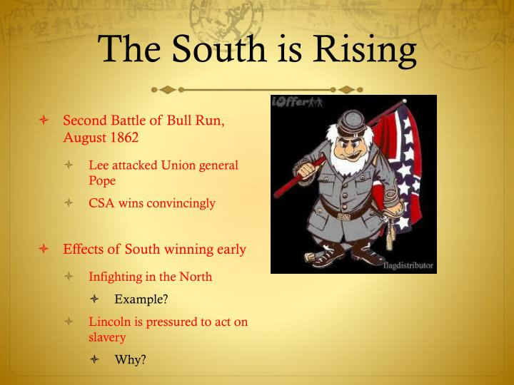 The South is Rising