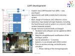 llrf development