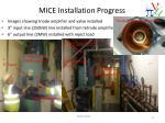 mice installation progress2