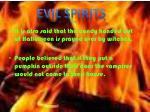 evil spirits1