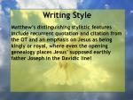 writing style8