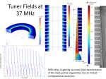 tuner fields at 37 mhz