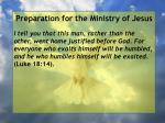 preparation for the ministry of jesus56