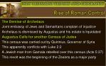 rise of roman control