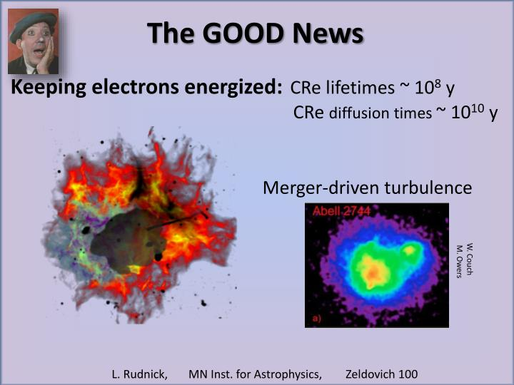 Keeping electrons energized:
