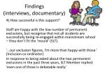 findings interviews documentary3