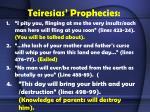 teiresias prophecies