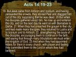acts 14 19 23