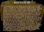 acts 15 22 29
