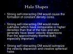 halo shapes2