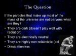 the question1