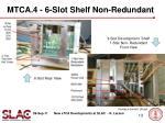 mtca 4 6 slot shelf non redundant