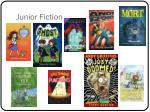 junior fiction