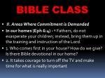 bible class45