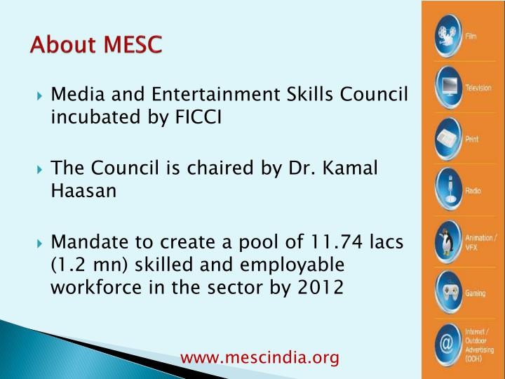 About mesc