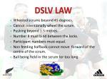 dslv law