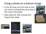 using a photo as a texture image1