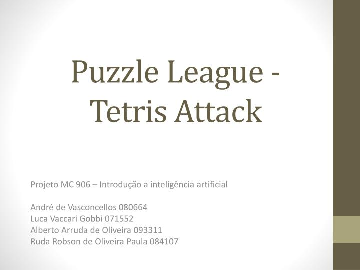 puzzle league tetris attack n.