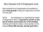 non exempt unit 4 employees cont1