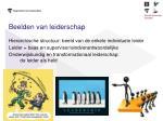 beelden van leiderschap
