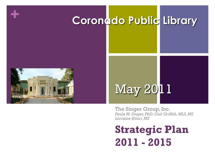 strategic plan 2011 2015 n.