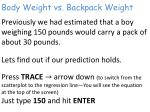 body weight vs backpack weight4
