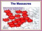 the massacres