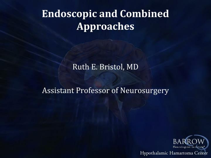 endoscopic and combined approaches n.