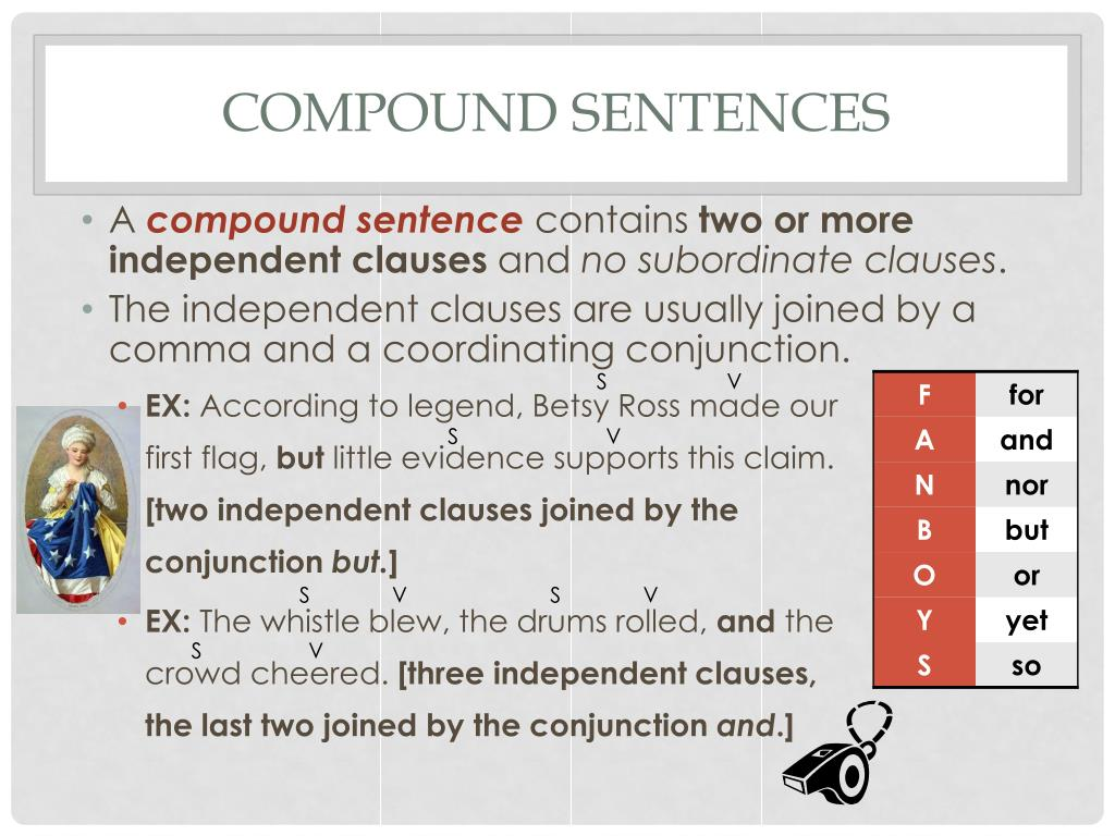 PPT - Sentence Structure PowerPoint Presentation - ID:2130210