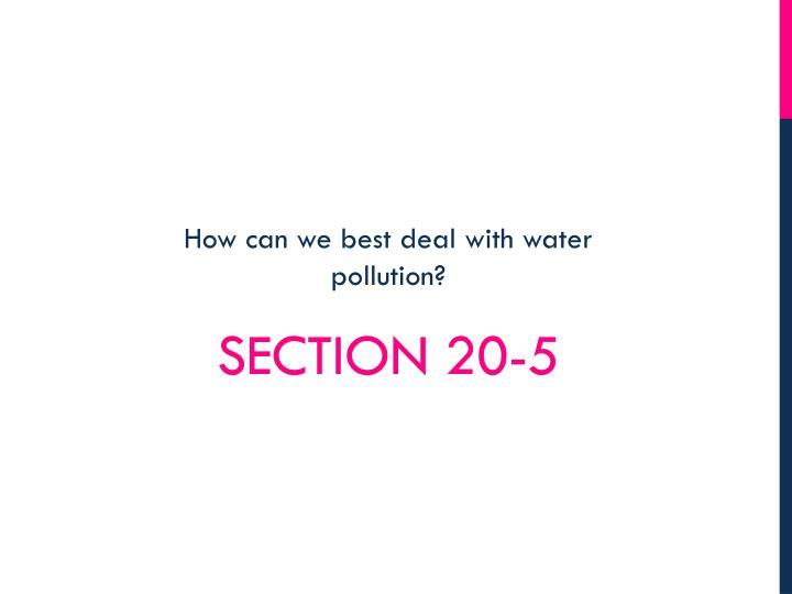 Section 20-5