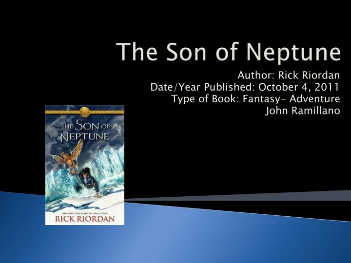 the son of neptune n.