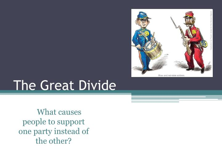 the great divide n.