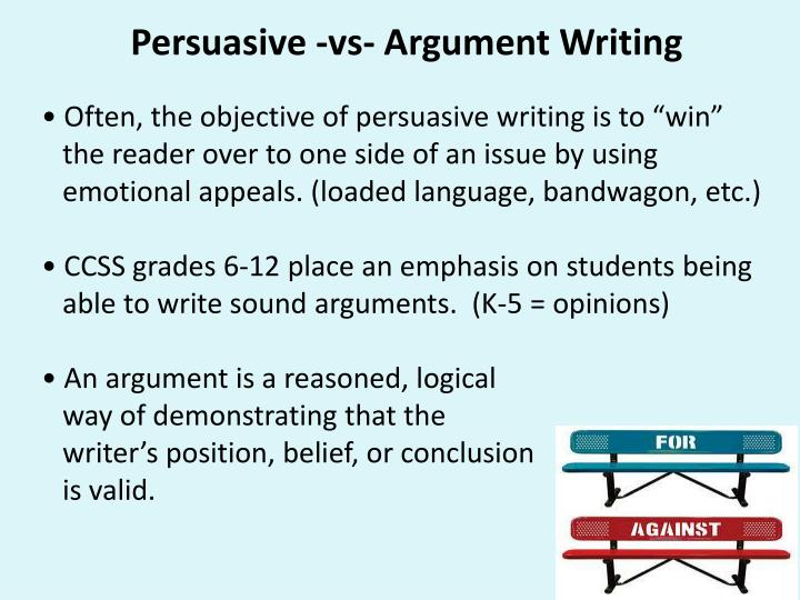 Persuasive -