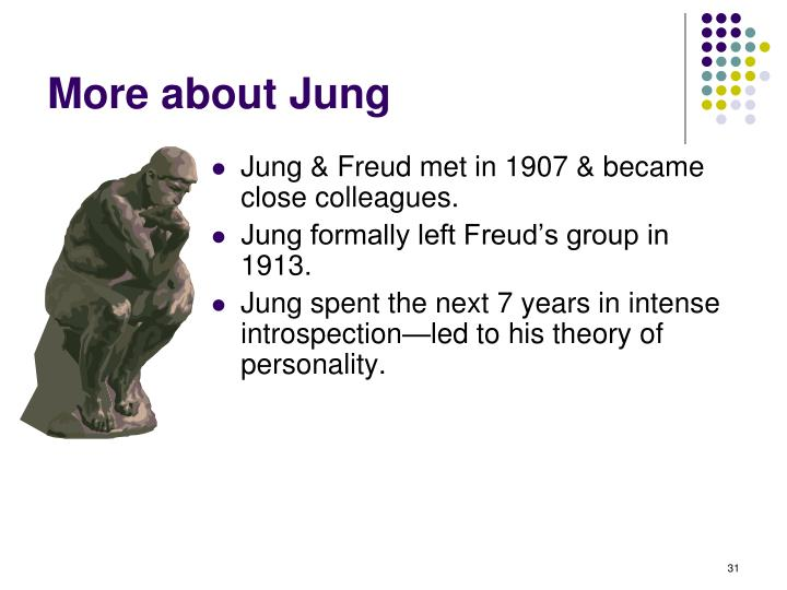 More about Jung