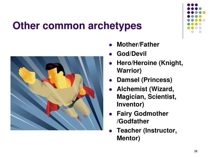 Other common archetypes