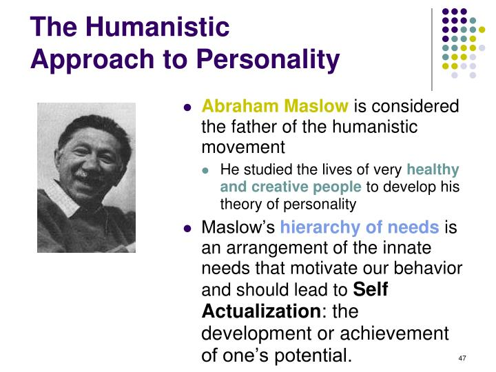 The Humanistic