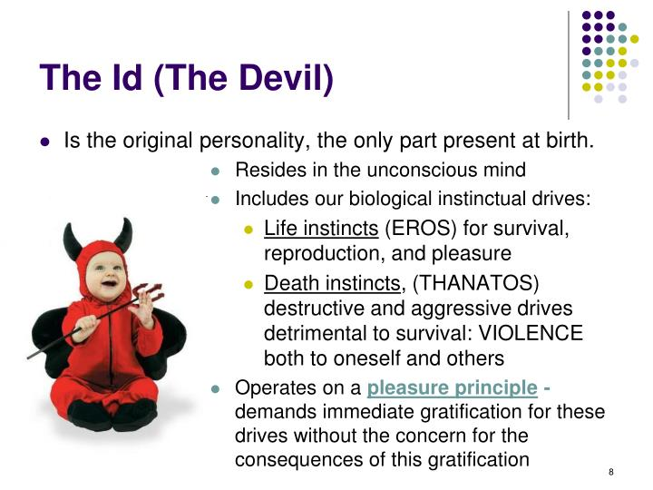 The Id (The Devil)