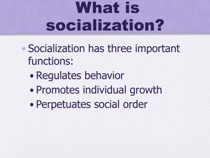 explain concept socialization and useful understanding hum The concept of socialization is a useful one and relevant to those working in a range of professional fields, and in particular to those working with young people this will become more apparent as we now look in more detail at the differences between the structural consensus and the structural conflict.