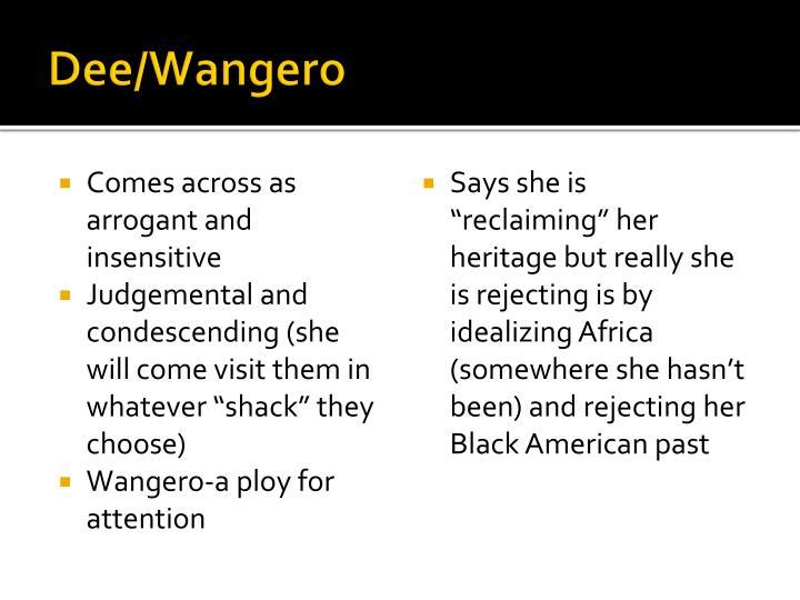 wangero