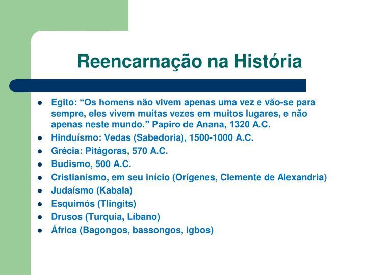 Reencarna