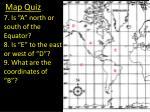 map quiz2