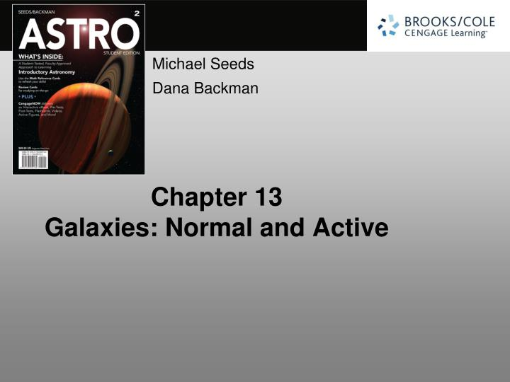 chapter 13 galaxies normal and active n.