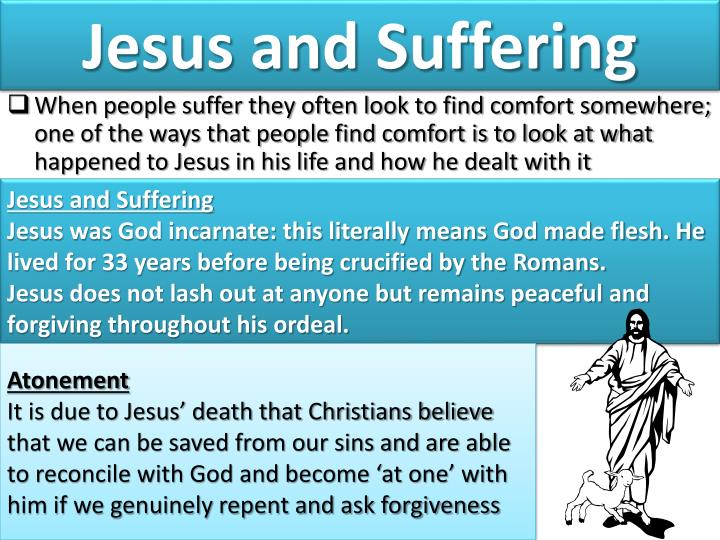 Jesus and Suffering