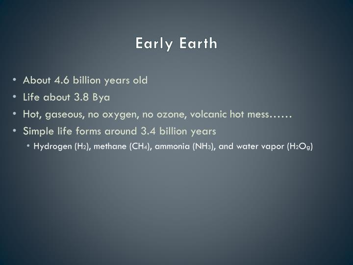 essay on evolution of earth Thus, we may talk of the evolution of the earth, of the evolution of man or of the evolution of a political dogma when we talk of the evolution theory or about organic evolution we mean the evolution of life on this earth, the greatest exponent of which idea was charles darwin.